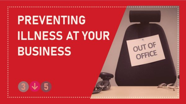 Preventing Illness at Your Business