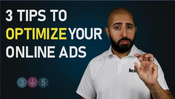 3 Tips To Optimize Your Online Ads